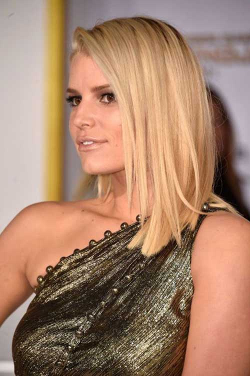 Celebrities with Long Bobs-15