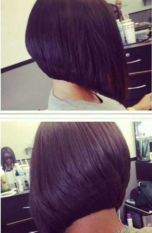Inverted Bob Back View-8