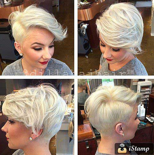 Trendy Short Hairstyles 2018-13