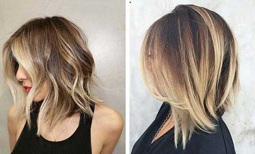 Trendy Short Hairstyles 2018-12