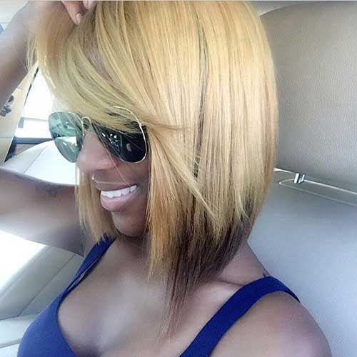 Short Hairstyles For Black Women 2018-14
