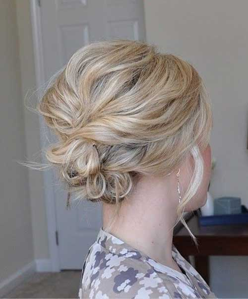 Cute Hairstyles for Short Hair-16