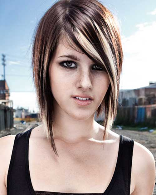 Trendy Straight Bobs Hairstyles