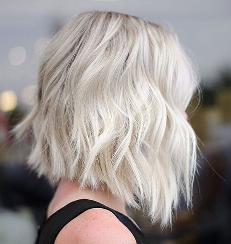 Hottest Lob Haircut Ideas - Best Long Bob Hairstyles and Lob Haircuts
