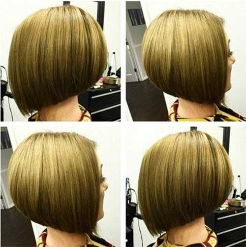 Short Haircuts for Thick Straight Hair-15