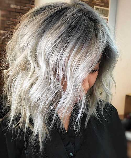 Short Messy Hairstyle - 38