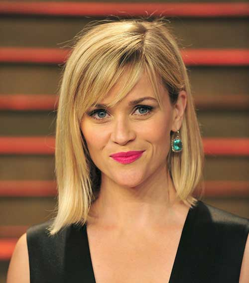 Cool Blonde Bob with Layers 2018