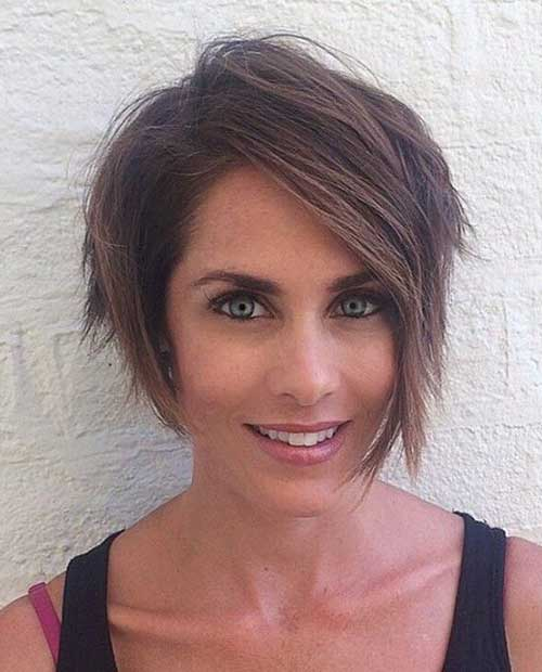 Hairstyles For Short Hair 2018