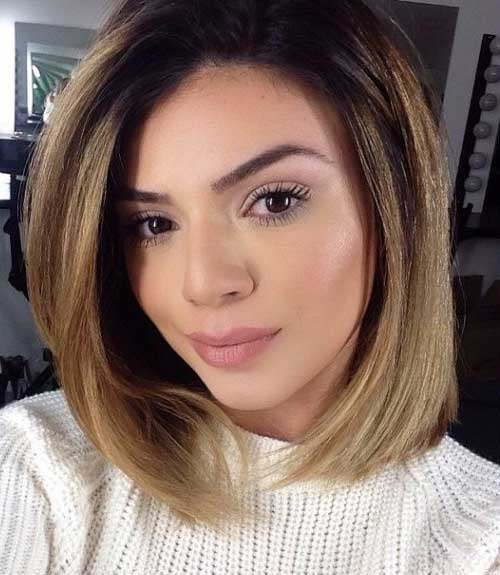 Color For Short Hair-18
