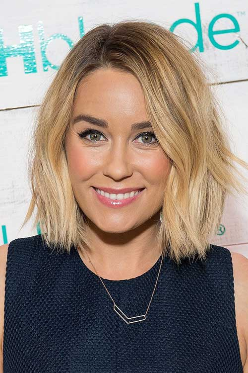 Choppy Short Stylish Bob Hairstyles