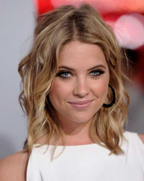 Trendy Short Wavy Curly Hairstyles