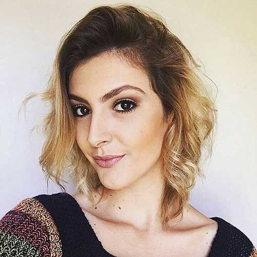 Super Short Haircuts for Curly Hair - 20