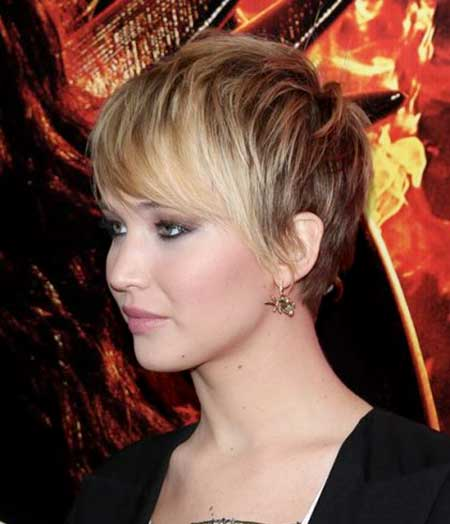 Short Blonde Pixie Haircut 2018