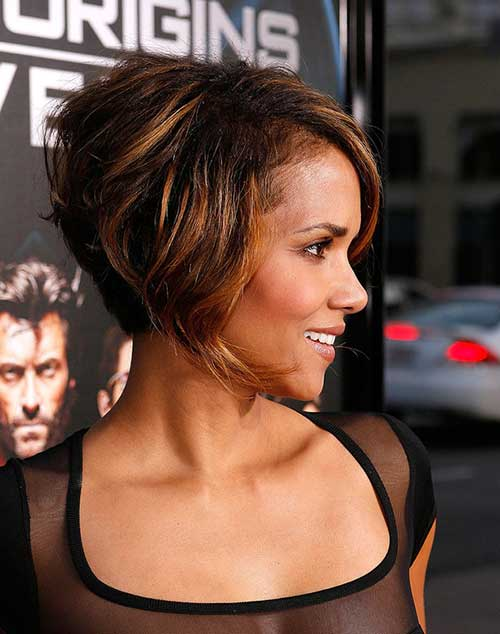 Celeb Photos of Short Bob Cut