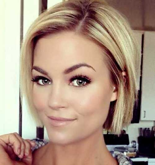 Best Blonde Bob Haircuts