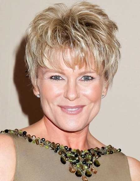 Best Short Haircuts for Older Women 2018 -2018_13