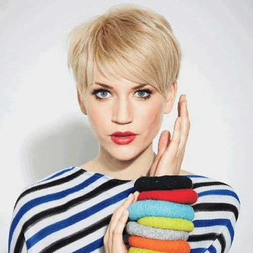 Short Hairstyles for Fine Hair-8