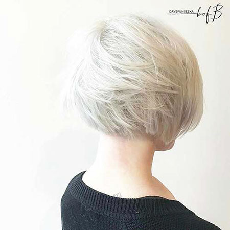 Pixie Voluminous Nape Hair