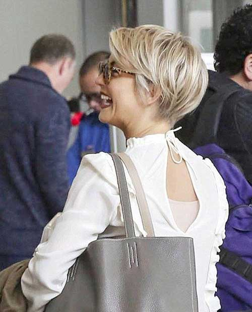 Short Blonde Bob Hairstyles 2018-2018