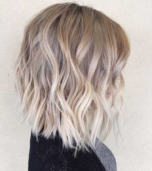 Short Blonde Hair-14