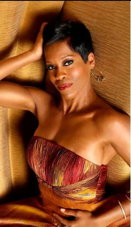 Pictures Of Short Haircuts for Black Women_13