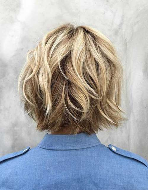 Short Choppy Bob-11