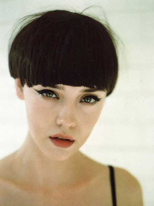 Short Haircuts for Girls-18