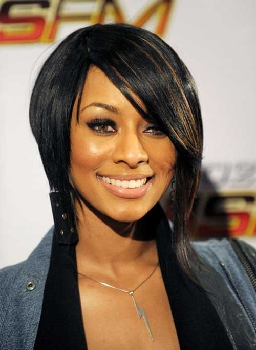 Nice Short Bob Hairstyles for Black Women 2018