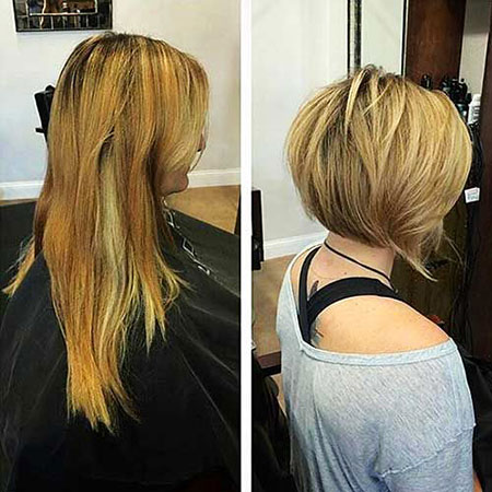 Hair Layered Blonde Caramel