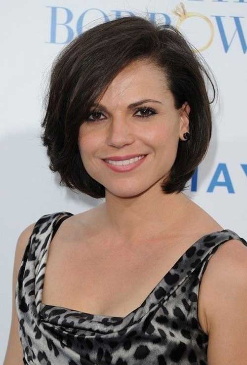 Trendy Hairstyles for Short Hair-15