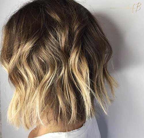 Short Choppy Hairstyles - 31