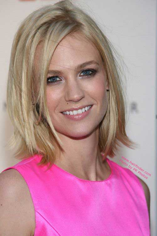 Lovely Medium Fine Hair Bob Hairstyles