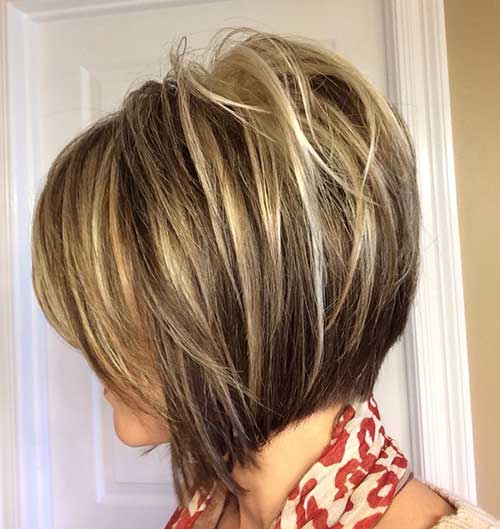 Inverted Bob Back View-9