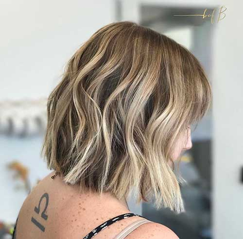 Short Hairstyles 2018 - 13