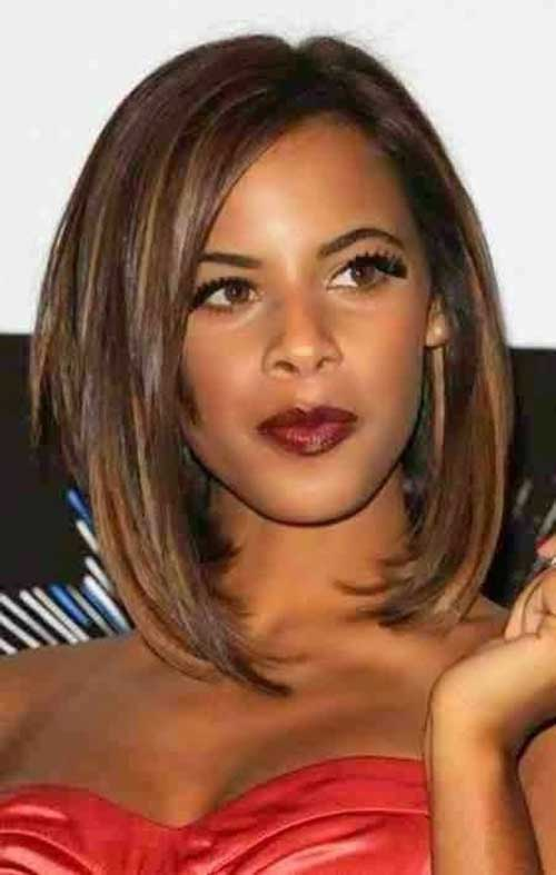 Black Girl Long Bob Hairstyles 2018-2018
