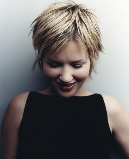 Easy Pixie Haircut - Frisurenideen für den Sommer
