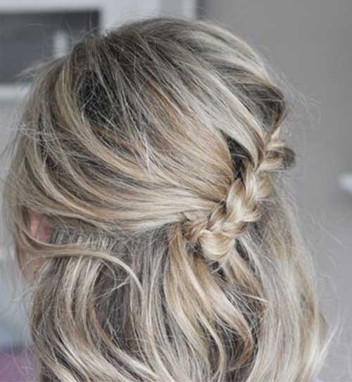 Lovely Braid with Bob Hairstyles
