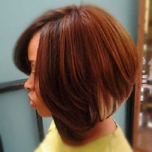 Bob Hairstyles for Black Women-19