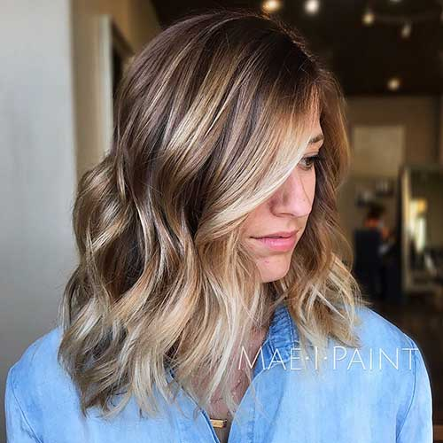 Hairstyles for Short Hair 2018 - 32