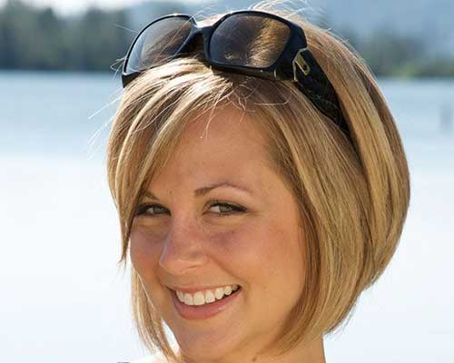 Best Bob Haircuts Longer in Front