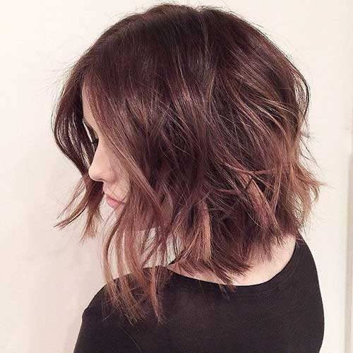 Best Wavy Short Haircuts For 2018