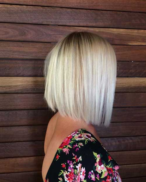 Best Short Straight Hairstyles
