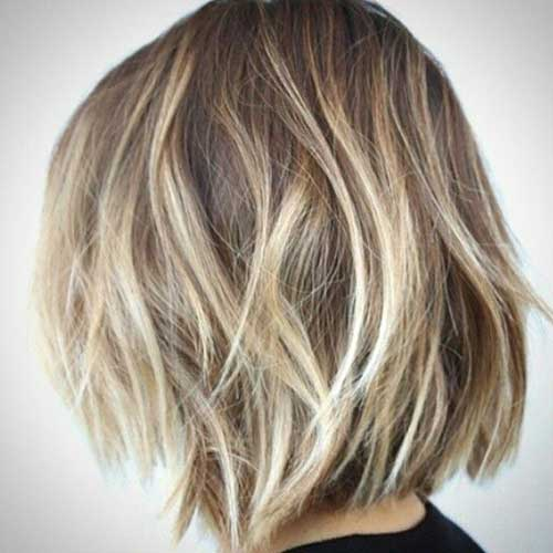 Cute Ombre Bob Hairstyles