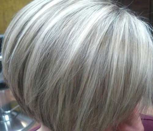 Bob Haircuts for Older Ladies-11