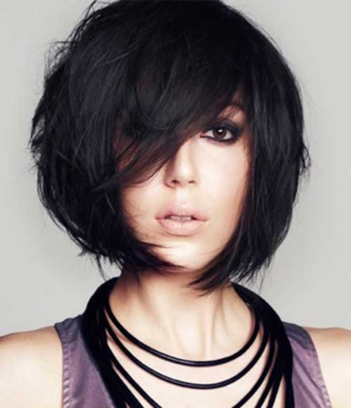 Layered Bobs for Girls