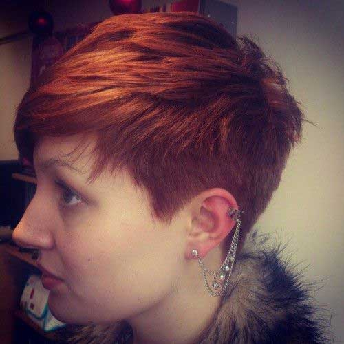Short Hair Hairstyles-8