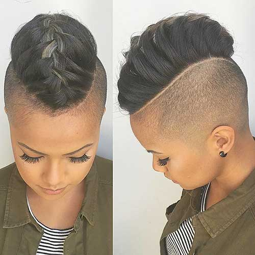 Braids for Short Hairstyle - 30
