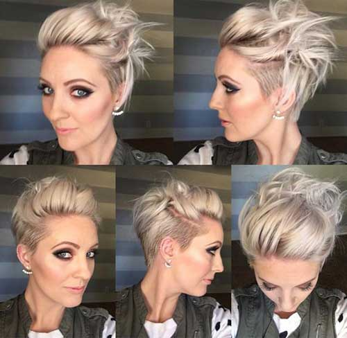 Trendy Short Hairstyles 2018-11