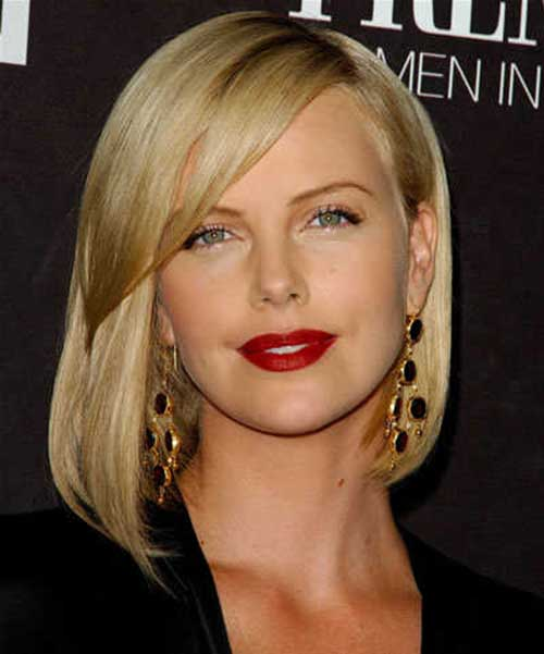 Blonde Bob Hairstyles Ideas Pictures