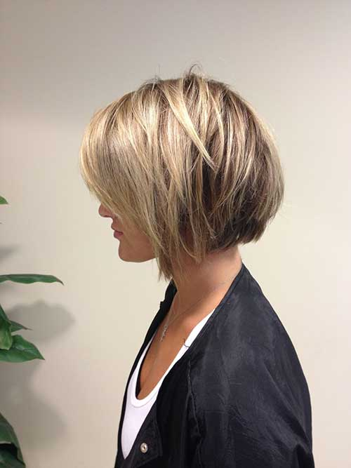 Short Haircut for Straight Hair-11